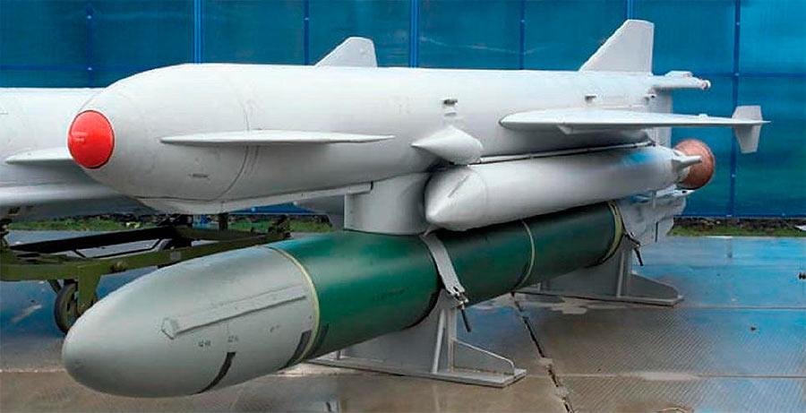 Универсальный ракетный комплекс УРК-5 «Раструб»
