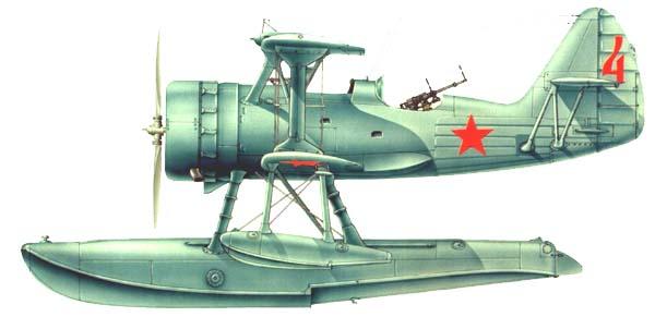 Гидросамолет КОР-1 (Бе-2) (СССР)