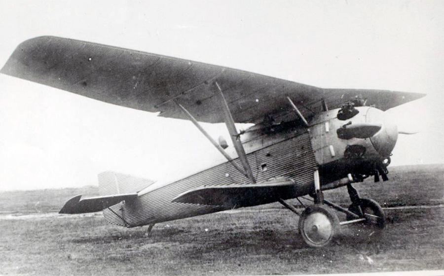 Истребитель И-4 (АНТ-5) конструкции П.О.Сухого