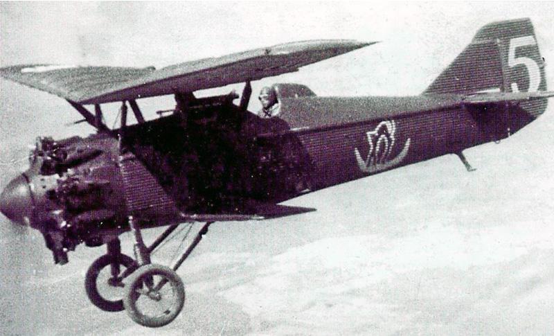 Характеристики истребителя И-4 (СССР)