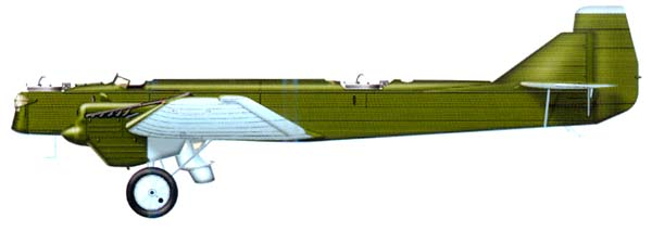 <a href='https://arsenal-info.ru/b/book/3826423859/553' target='_self'>Многоцелевой самолет</a> Р-6 (АНТ-7) (СССР)