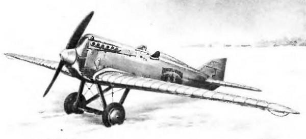 Истребитель И-1