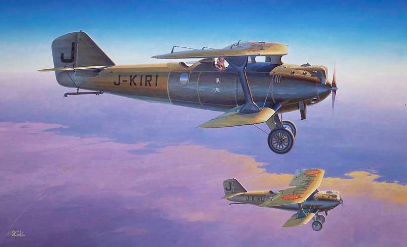 Характеристики самолета «Breguet-19»