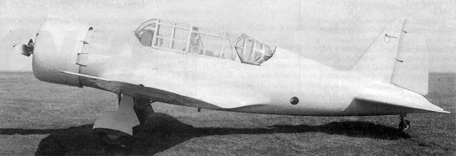 Прототип Су-2, самолет «Сталинское задание 2» (СЗ-2)
