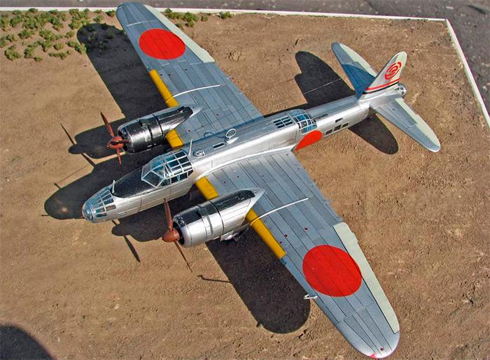 Бомбардировщик Ki-49