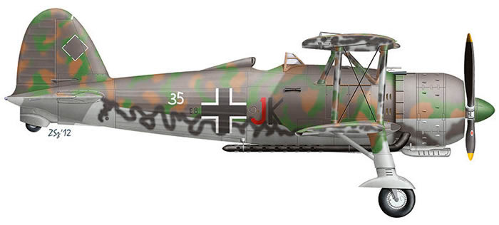 Fiat CR.42 «Сокол»