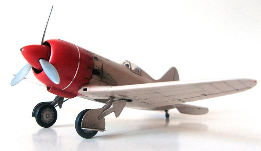 Модель самолета-истребителя И-180