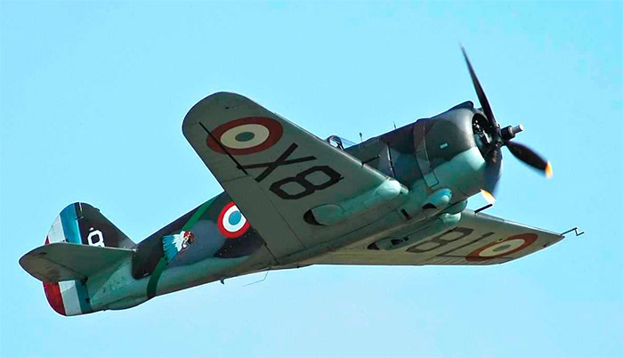 Истребитель P-36 «Hawk»