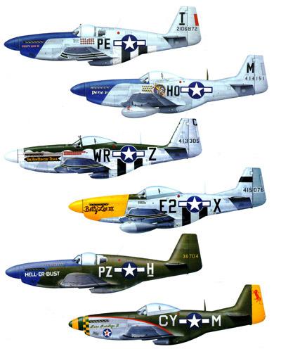 P-51 Мустанг не сразу стал таким красавцем, как мы привыкли его видеть