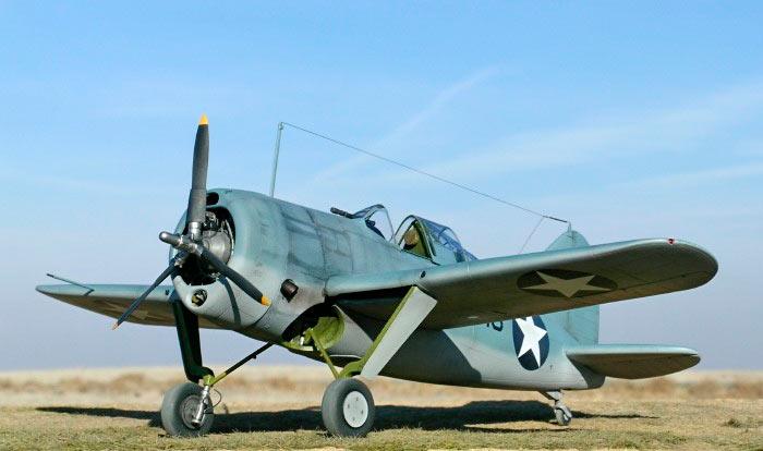 Палубный истребитель F2A «Буффало» (В-239)