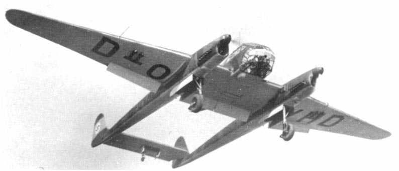 Думаю понятно, почему FW-189 в СССР называли рама