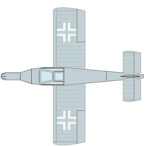Таранный истребитель «Zeppelin Rammer» (Германия)