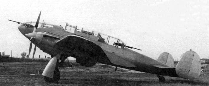 Воздушный истребитель танков ВИТ-2 (СССР)