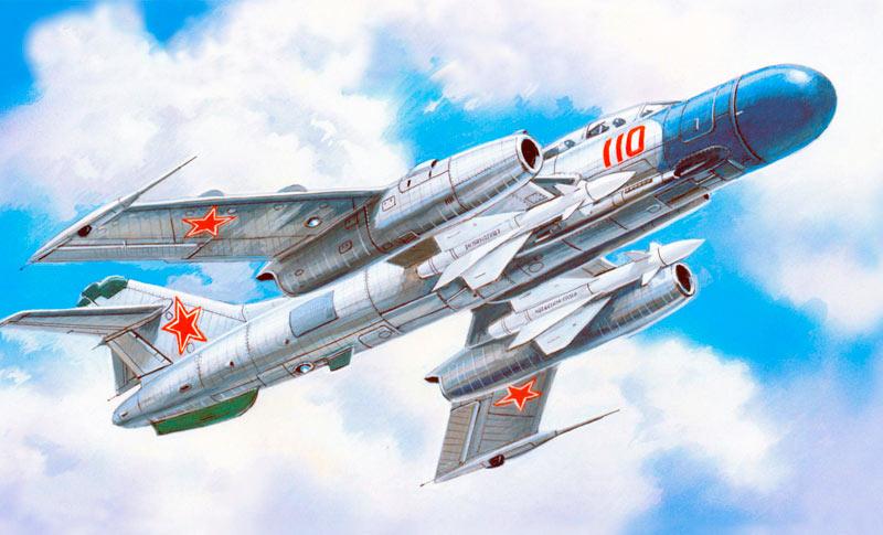 Истребитель-перехватчик Як-25