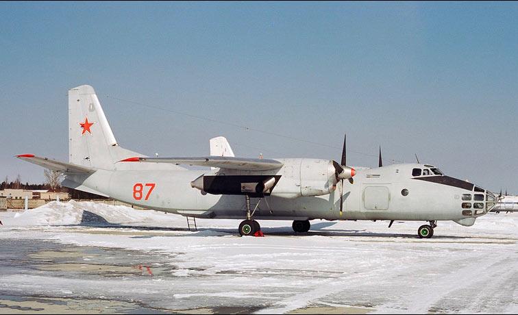 Разведывательный самолет Ан-30