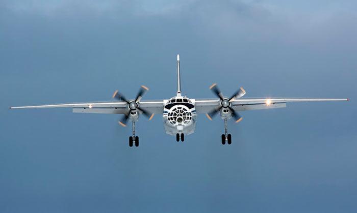Разведывательный самолет Ан-30 (Ан-24ФК)