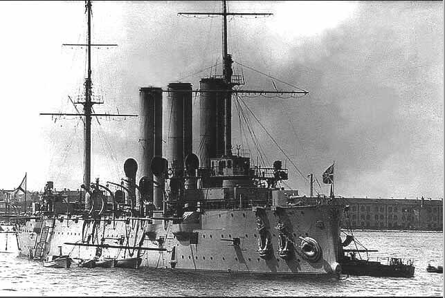 Крейсер I ранга «Паллада» («Паллада», «Аврора», «Диана»)