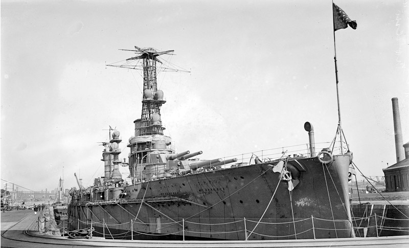Линейные корабли типа «Ривадавия» (Аргентина)