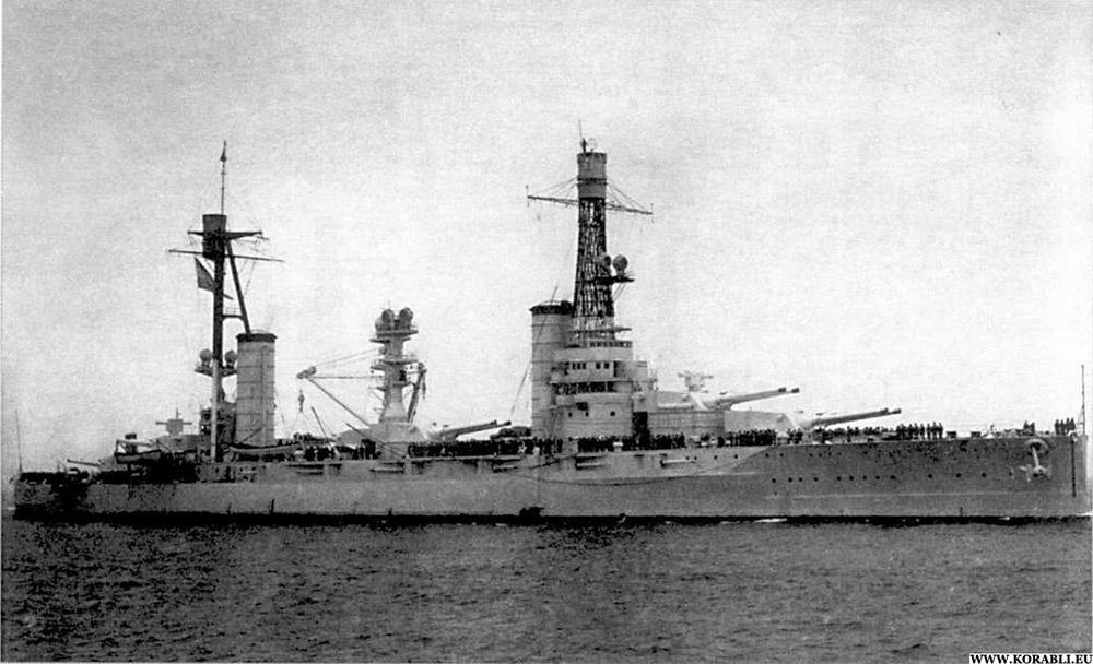 Линейный корабль «Морено»