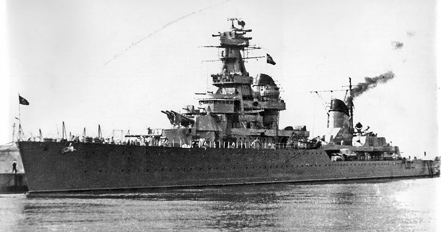 Легкий крейсер «Киров»
