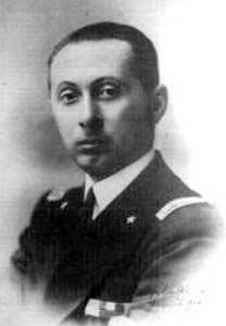Капитан-лейтенант Сальваторе Пелози, командир лодки «Торичелли»