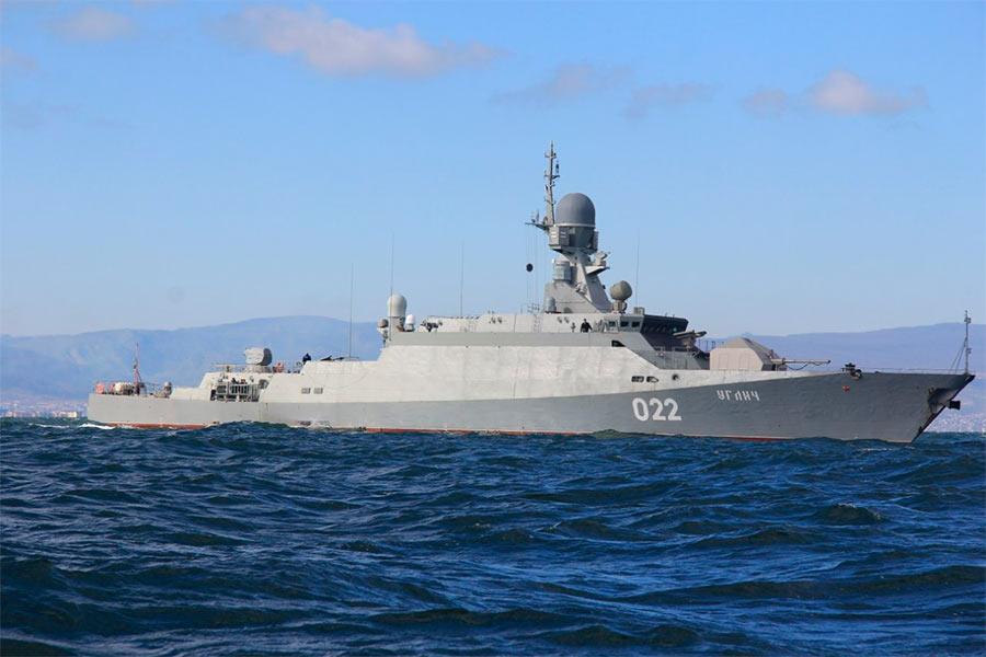 МРК «Углич» проекта 21631 «Буян-М»