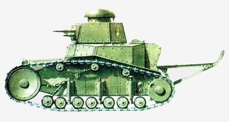 В облике Т-16 чувствуется большое влияние 'француза'.