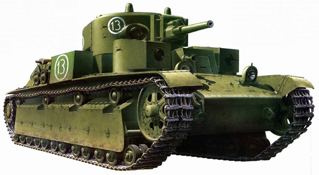 Средний танк Т-28 (СССР)