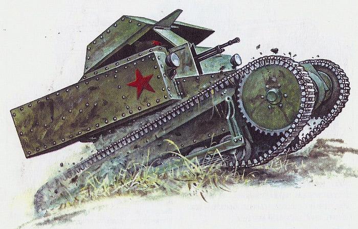 Танкетка Т-27 (СССР)