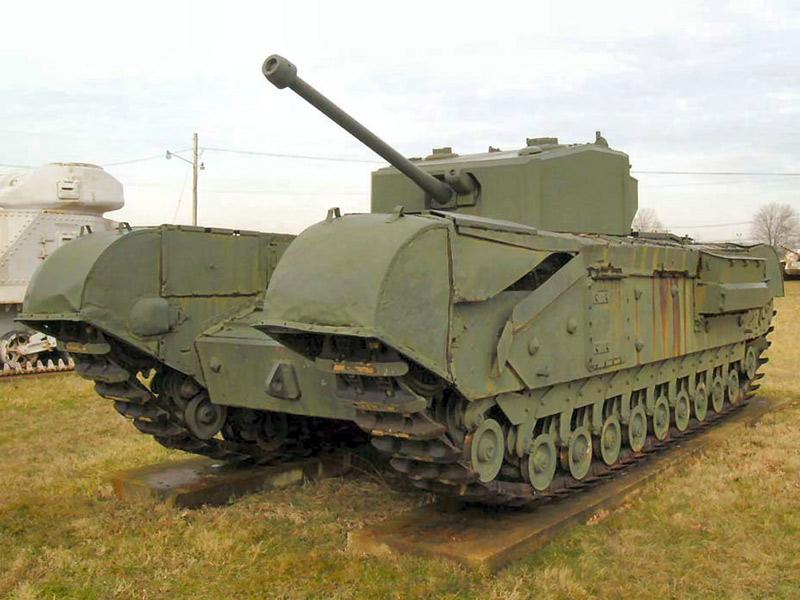 Mark IV 'Черчиль'