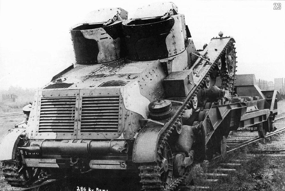 7ТР-сзади,-танк-самого-первого-выпуска