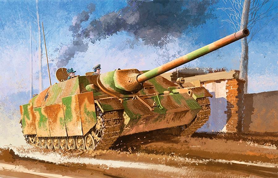 Истребитель танков Jagdpanzer IV