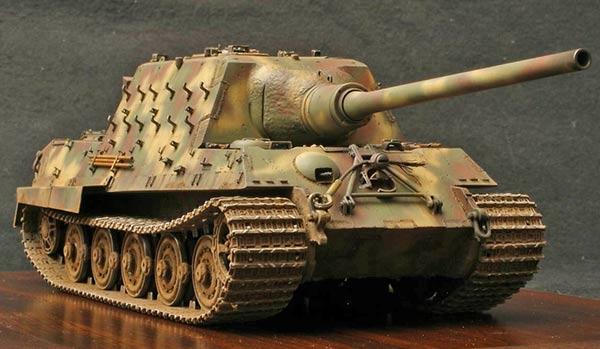 Истребитель танков «Ягдтигр» (Jagdtiger Sd.Kfz.186)