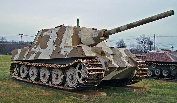 Истребитель танков 'Ягдтигр'