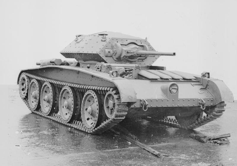 <a href='https://arsenal-info.ru/b/book/3274749971/6' target='_self'>Крейсерский танк</a> Mark V (А13 Мк III) Covenanter
