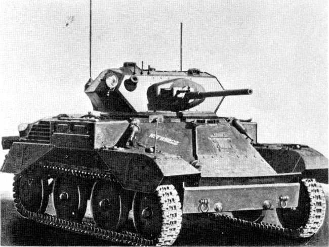 Легкий танк Mark VIII «Harry Hopkins»