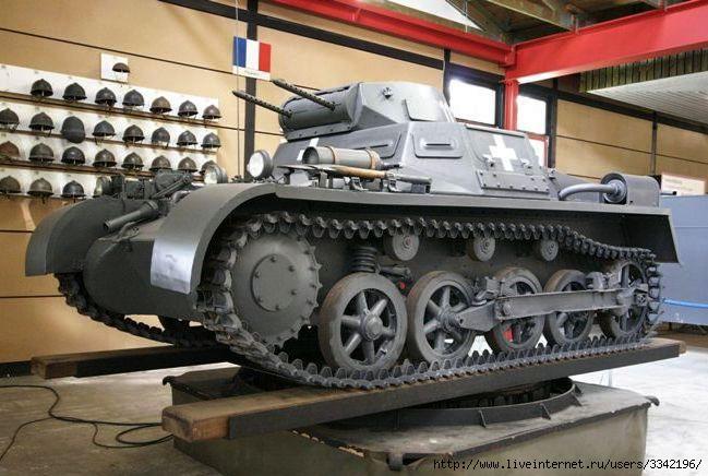 танки германии второй мировой