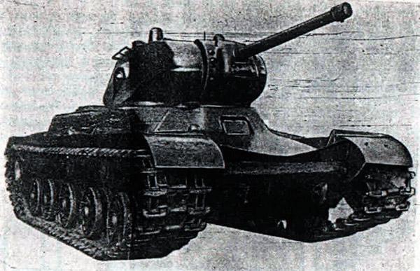 Средний танк КВ-13 (СССР)