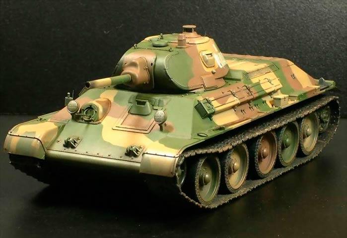 Т-34 образца 1940 г.