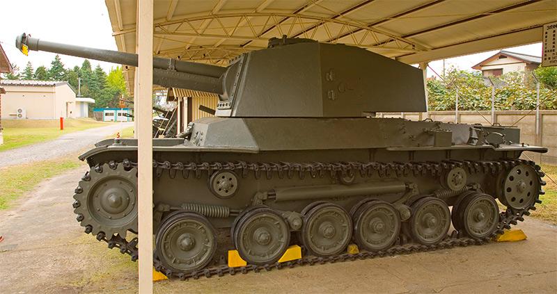 До наших дней сохранилось не мало танков типа Чи-Ну. Неудивительно для машины, состоявшей на вооружении до 1960-х.