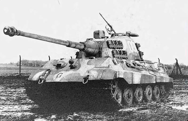 Pz VI 'Тигр-2'