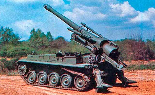АМХ Мк F3 155-мм САУ на базе легкого танка AMX-13