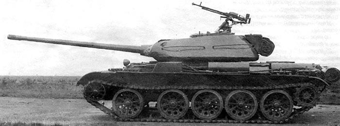 Танк Т-54 образца 1946 года