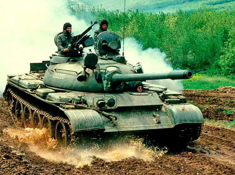 Тнк Т-55А