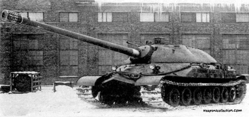 Тяжелый танк ИС-7 ('Объект 260')