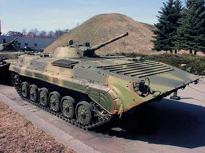 Боевая машина пехоты — 1 (БМП-1)