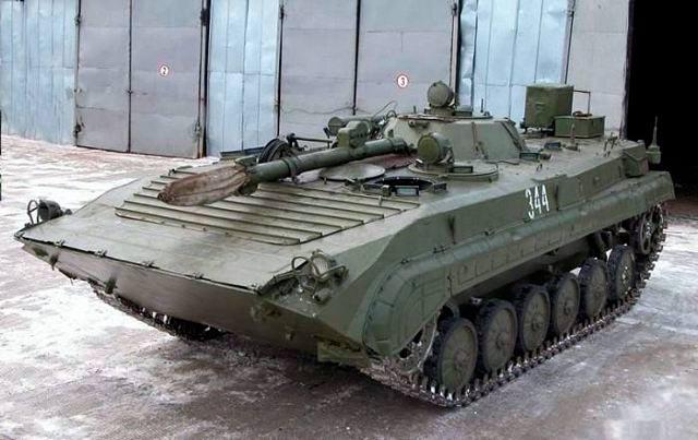 боевая машина пехоты (БМП-1)