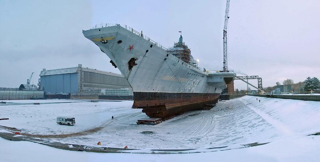 фото моделей авиа крейсер адмирал кузнецов италии под