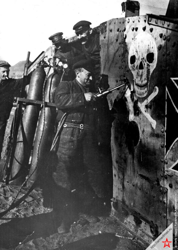 Разоржение Германии, 1920 г.