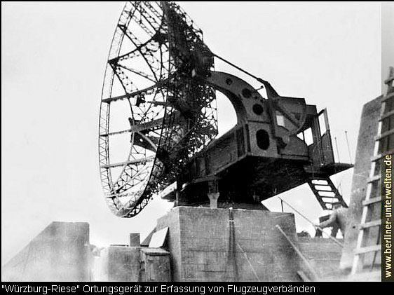 Радар 'Вюрцбург-Ризе'